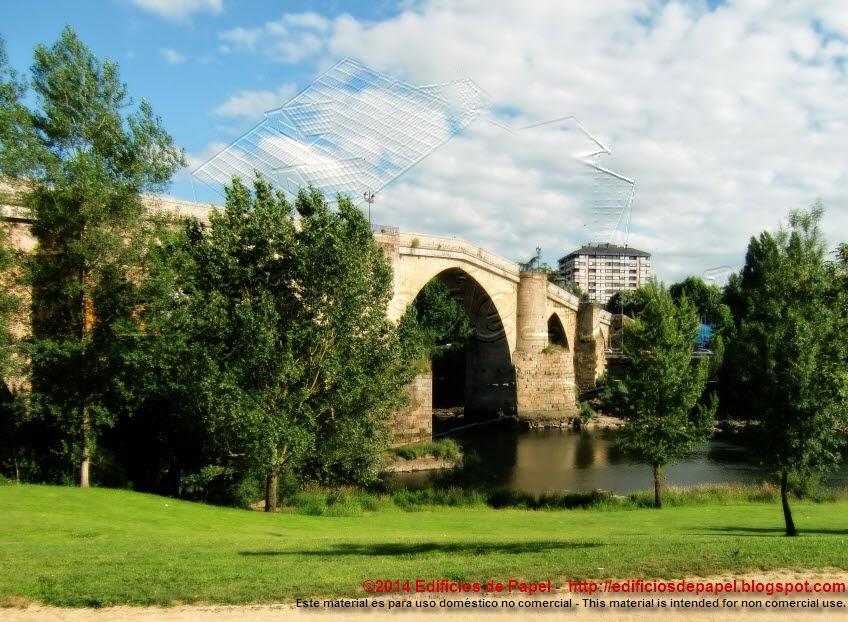 Paseo fluvial y Puente Romano de Ourense - EdP