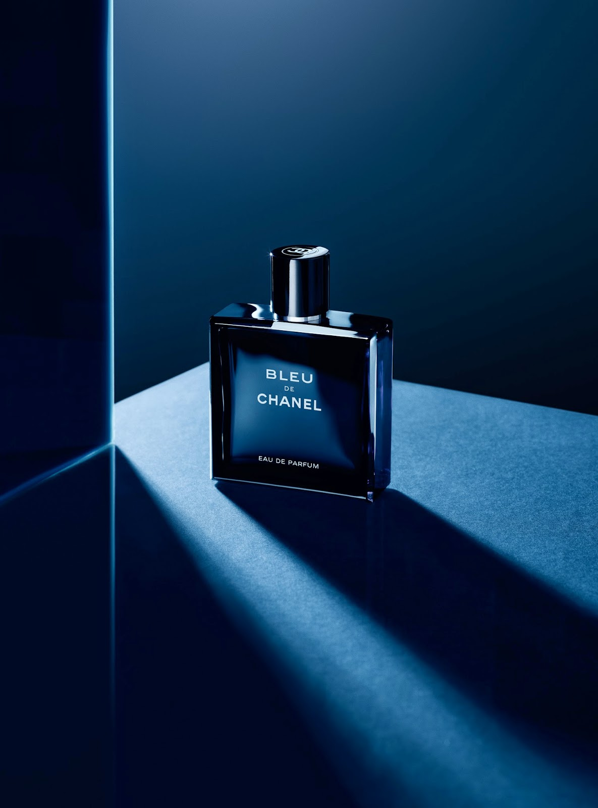 Into The Mysterious Shade Of Blue Bleu De Chanel Edp Pour Homme