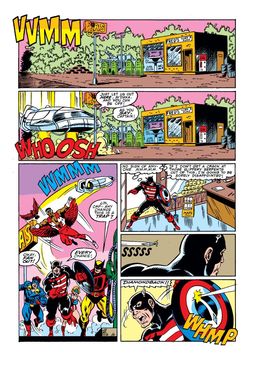 Captain America (1968) Issue #342 #272 - English 12
