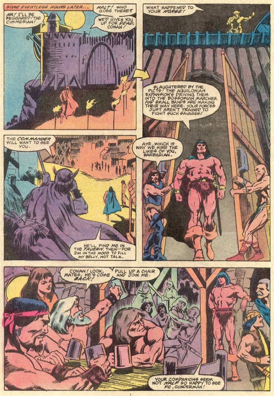 Conan the Barbarian (1970) Issue #135 #147 - English 6
