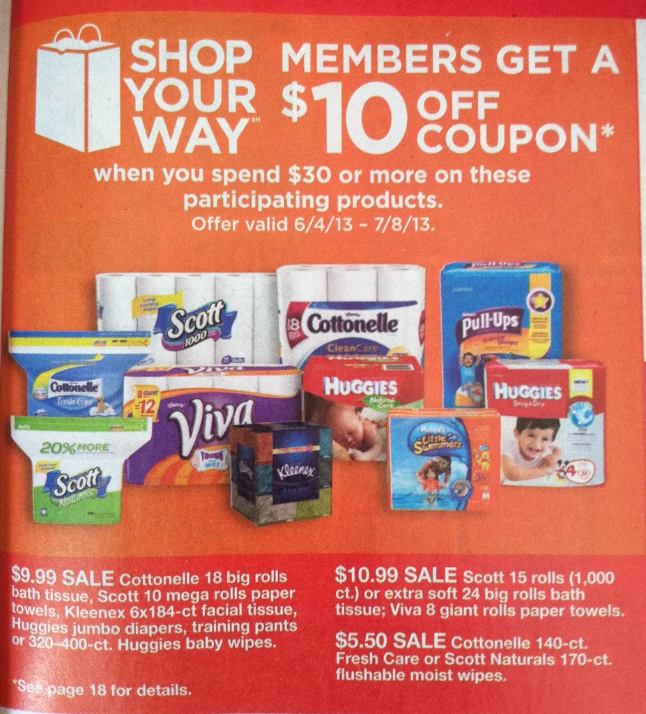 This is an image of Hilaire Printable K Mart Coupon