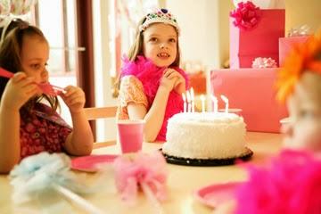 Lista de Temas para Fiestas de Niñas - Cumpleaños - Girls Party Themes