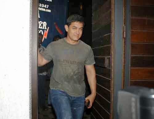 Bollywood Celebs at Imran Khan Wife Avantika's Baby Shower Event