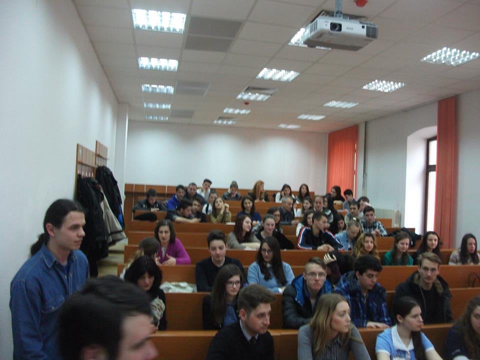 """Concursul inter-regional """"Istoria în Licee"""", UAIC, 4.04.2015..."""