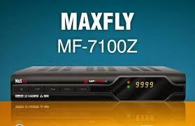 Atualizacao do receptor Maxfly MF-7100Z V
