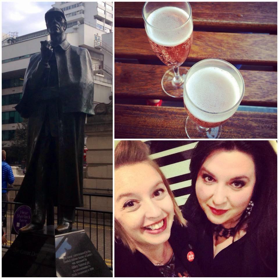 Sherlock Holmes Baker Street London