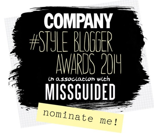 http://www.company.co.uk/magazine-hq/company-style-blogger-awards-2014 company magazine, style blogger awards 2014, fashion blogger
