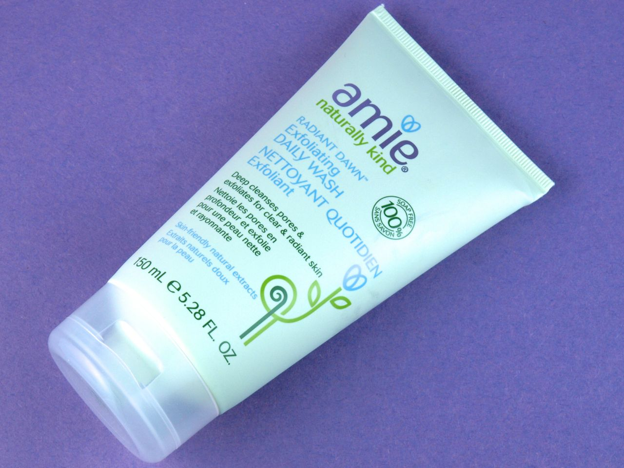 Amie Naturally Kind Skincare: Review