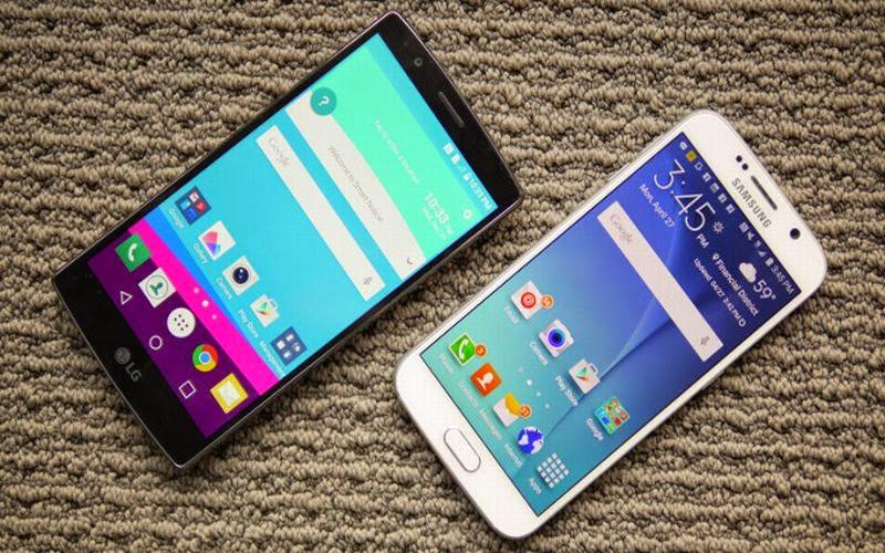 Adu Kehebatan Kamera LG G4 & Samsung Galaxy S6