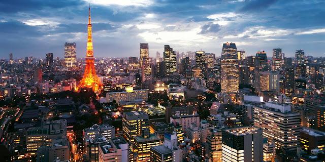 Kota Tokyo 50th yang lalu