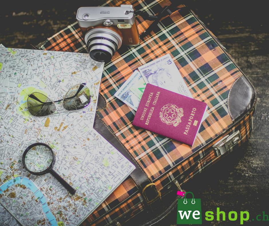 weshop.ch - Dein Online-Shop für Reiseartikel
