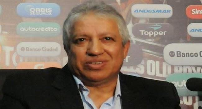 """El """"Tolo"""" volverá a dirigir en Argentina"""