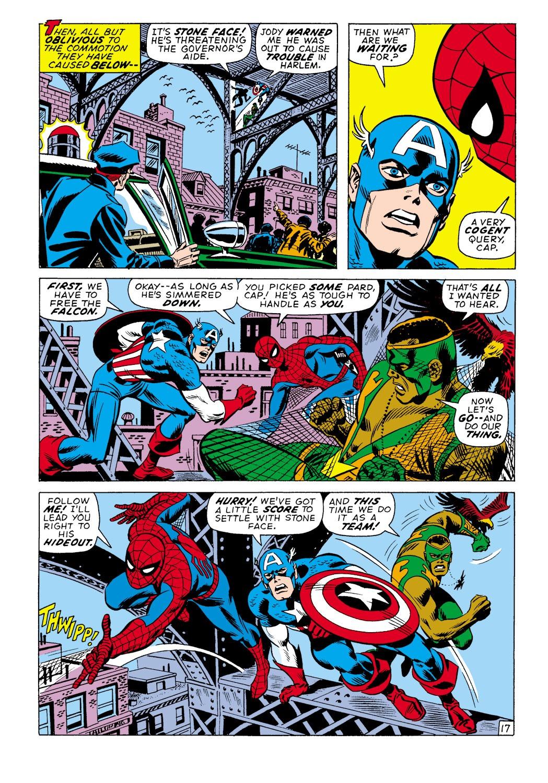 Captain America (1968) Issue #138 #52 - English 17