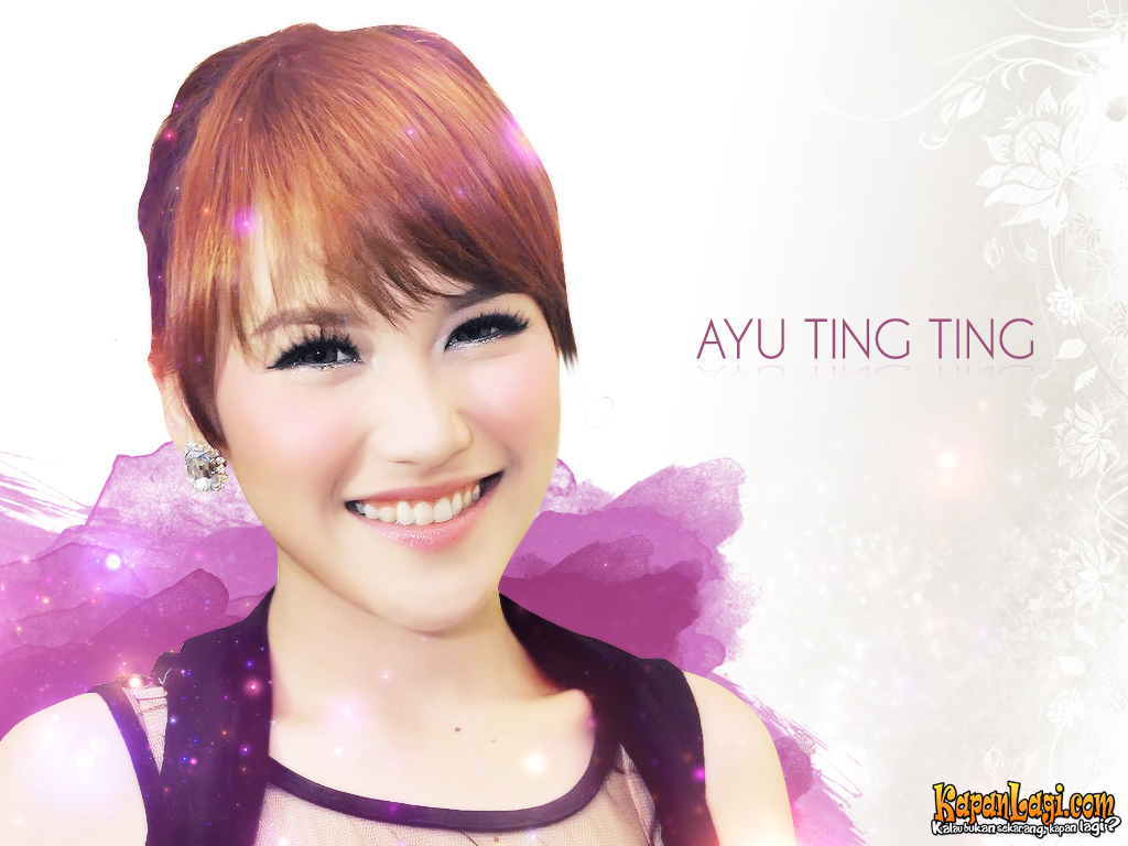 ayu ting ting wallpapers