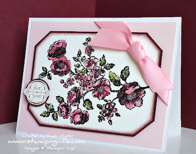 Stampin' Up! Elements of Style Card Idea