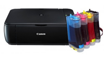 Service Printer Canon MP287 Error P10