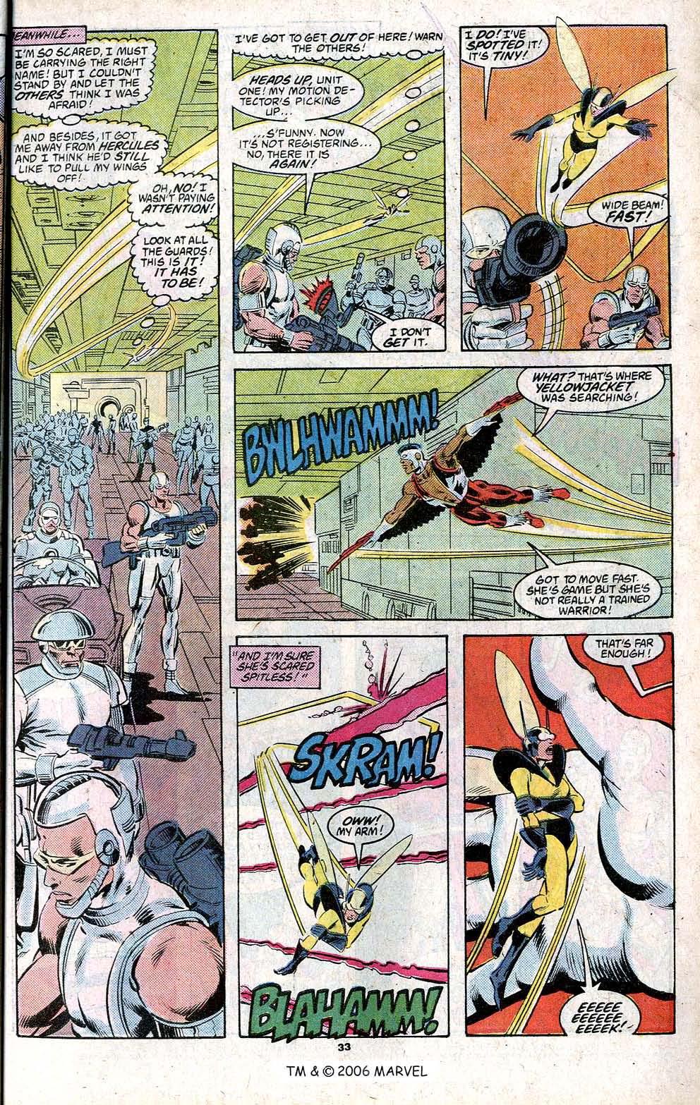 Captain America (1968) Issue #348c #280 - English 35
