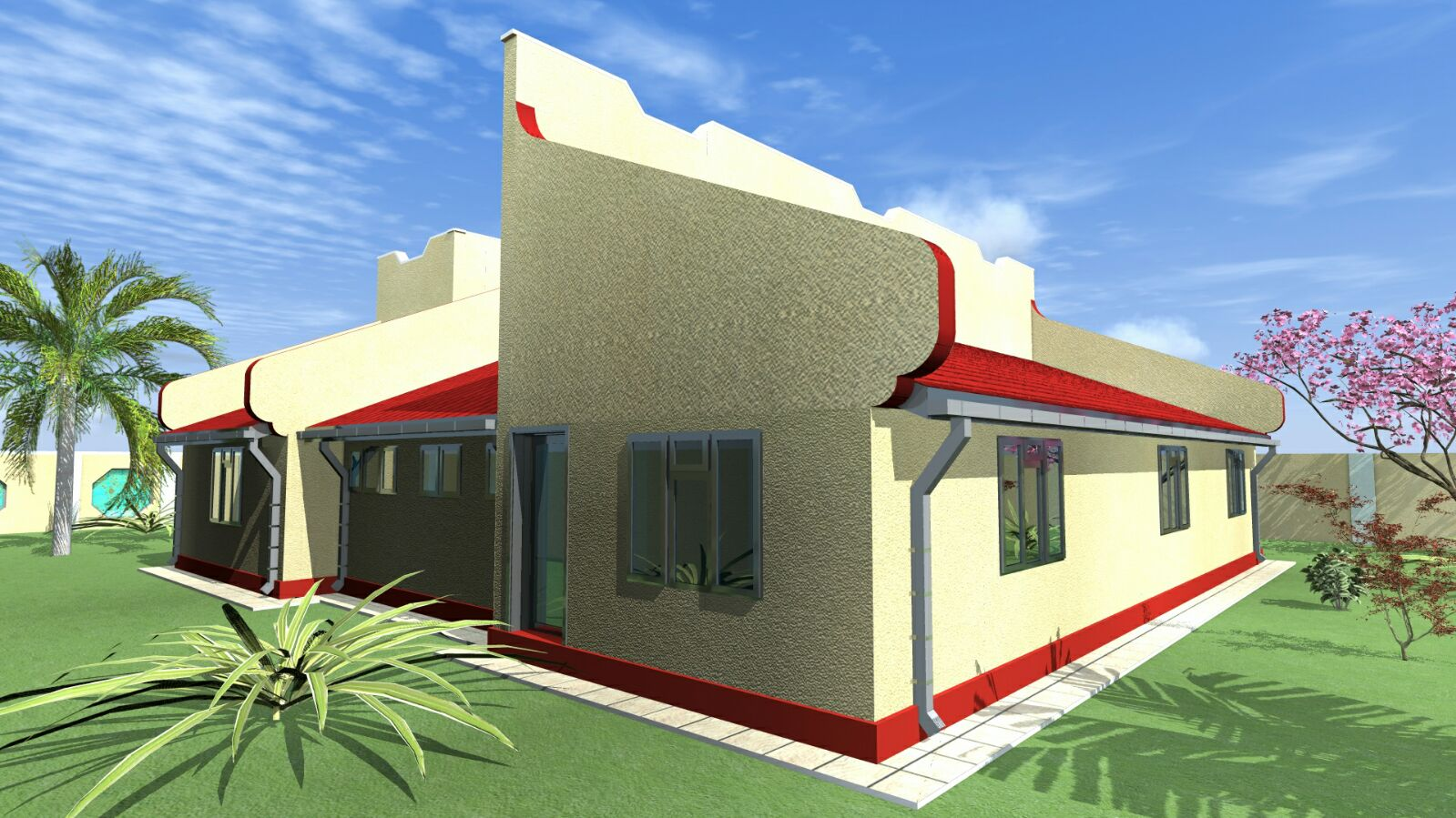 IMG 20150921 WA0003 - 36+ Modern House Parapet Wall Design For Small House PNG