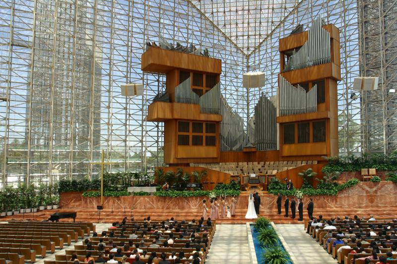 Emmelaine Kong The Crystal Cathedral