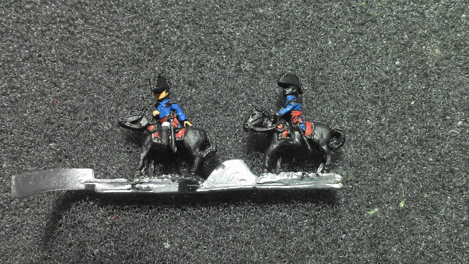 Peindre des figurines de 6mm Tuto+8