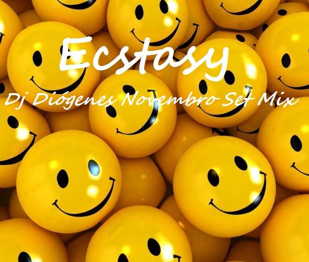 DJ-SET   Diogenes Santos - Ecstasy ( Novembro Set Mix )