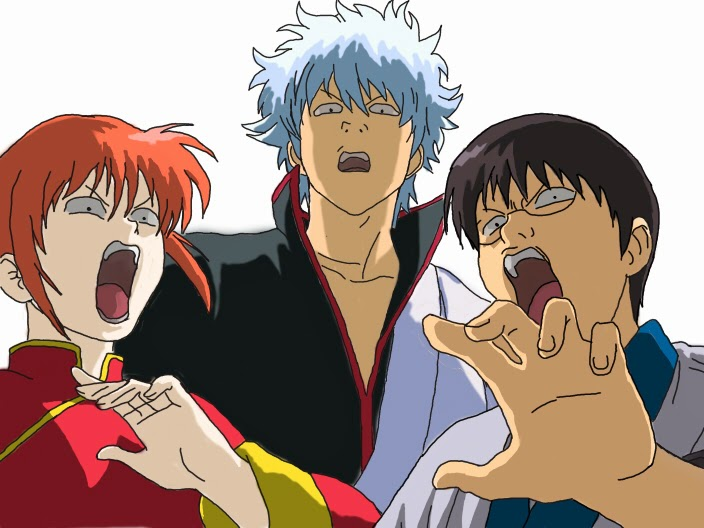 Wallpaper Gintama