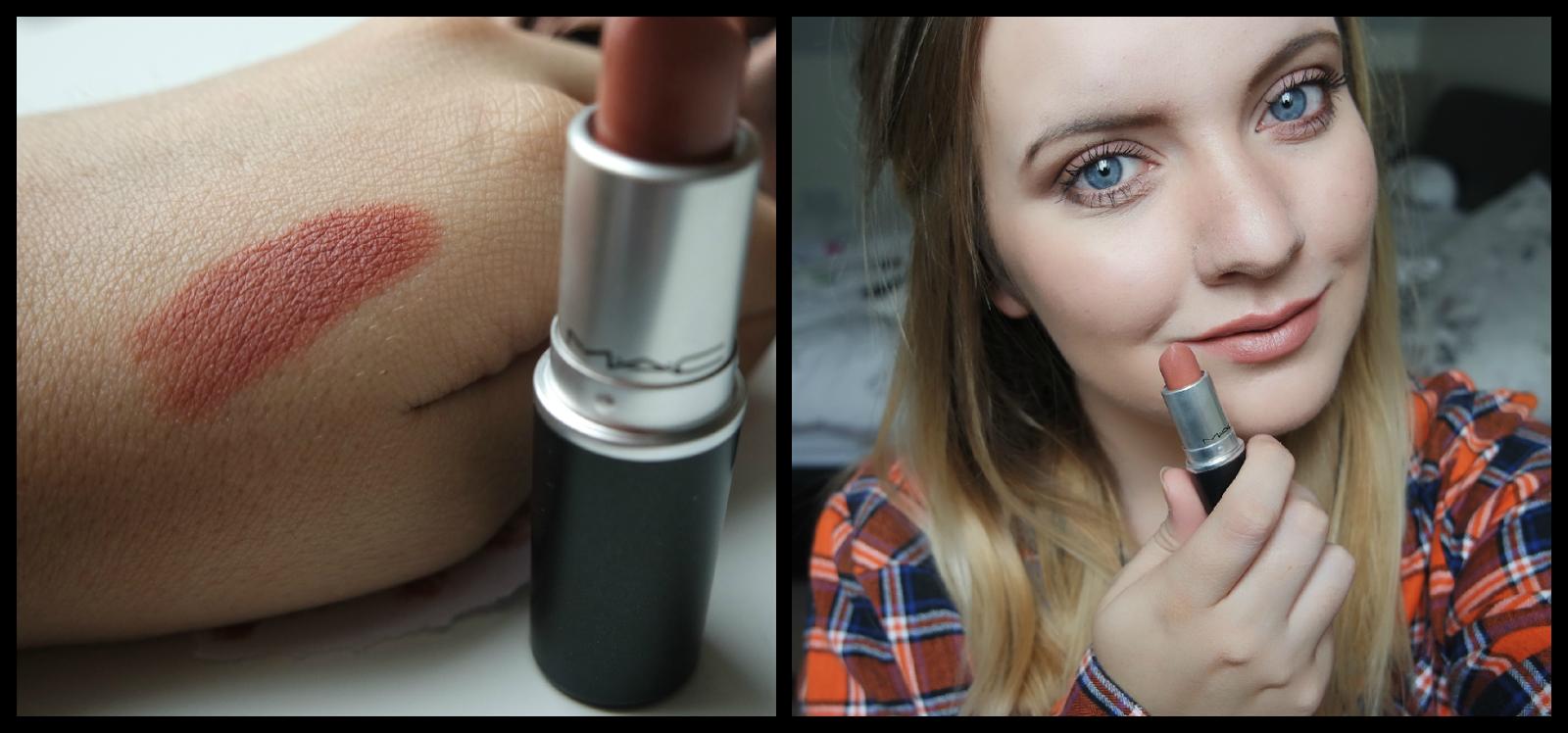 mac teddy lipstick