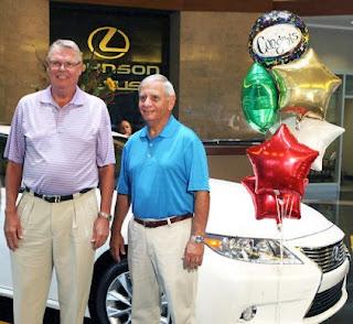 Johnson Lexus of Raleigh Community Involvement: Johnson ...