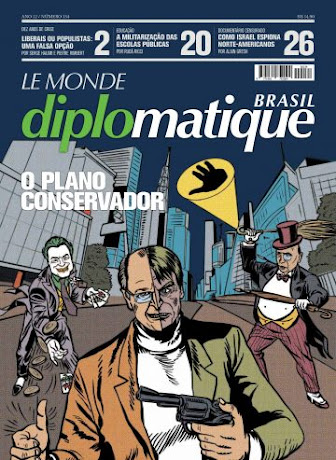 Le Monde Diplomatique: Edição de setembro de 2018