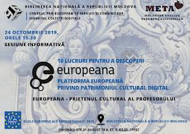 Europeana- prietenul cultural al profesorului