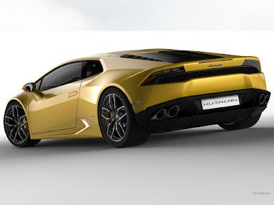 Lamborghini Huracan LP640-4