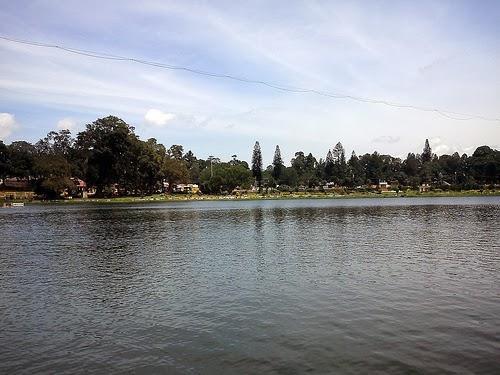 The Big Lake Yercaud India