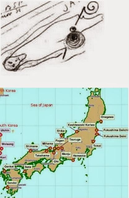 Parravicini e fukushima, profecia sobre fukushima