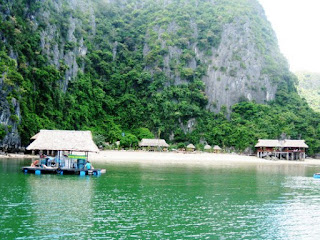 3  days 2 nights  tours:  Discover Lan Ha bay by kayaking and rock climbing  2