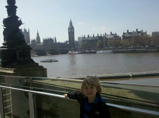 Jacob Big Ben London Eye