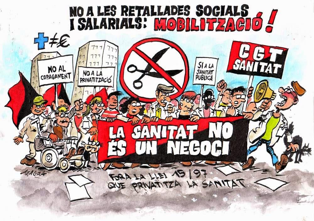 CGTFESANCAT REDES SOCIALES SANIDAD CAT