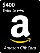 $400 Amazon® Gift Card Giveaway!