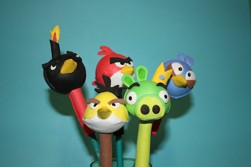 lapices angry birg