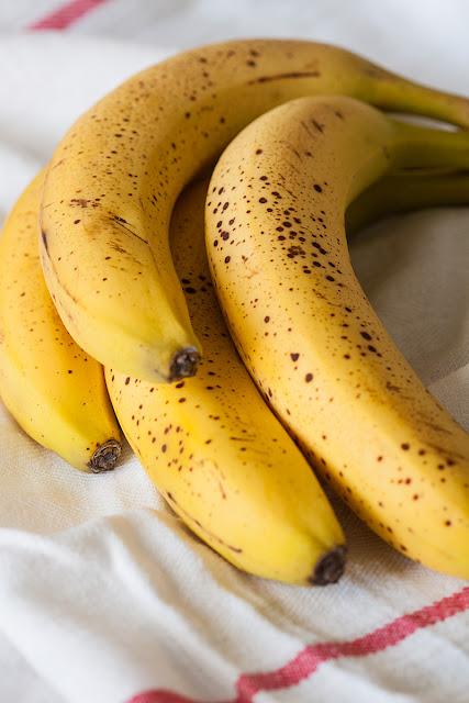 Ideje za korišćenje zrelih banana