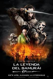 La leyenda del samurái (47 Ronin) (2013) Online