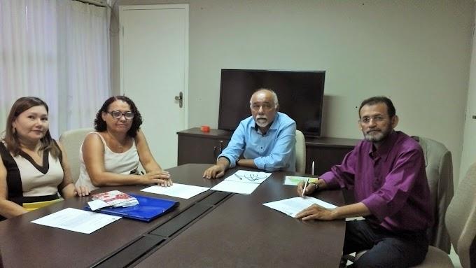 Educação do RN: Nova direção do Instituto Kennedy toma posse na presença do secretário Francisco das Chagas