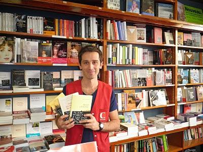 La place du libraire dans Entretiens, portraits, rencontres, interviews Camille%2BF%25C3%25A9n%25C3%25A9rol
