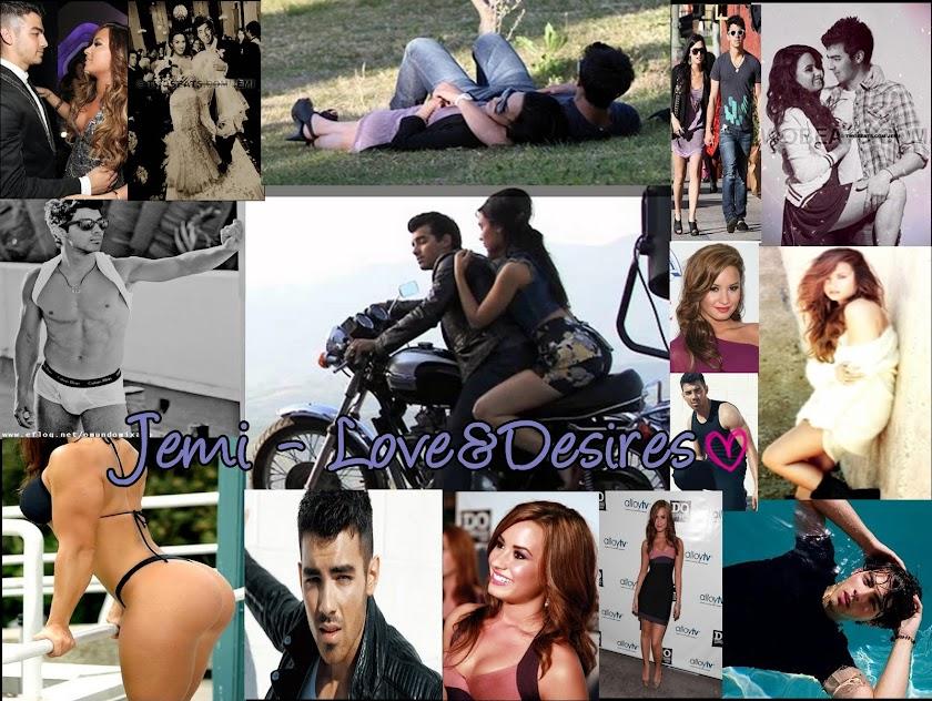 Jemi - Love&Desires