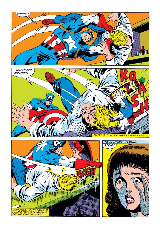 Captain America (1968) Issue #279 #195 - English 4