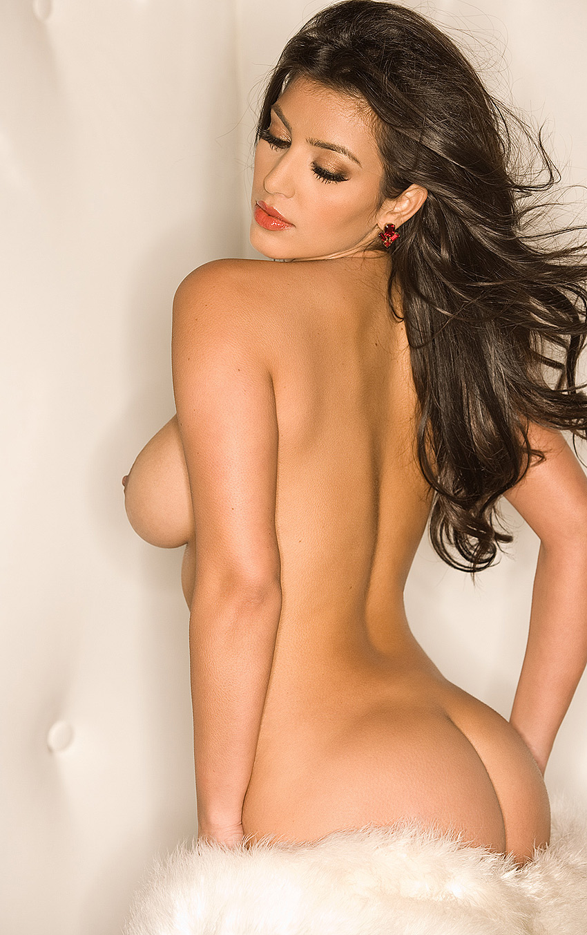 Kim Kardashians Most Naked Instagram Pics OK! Magazine
