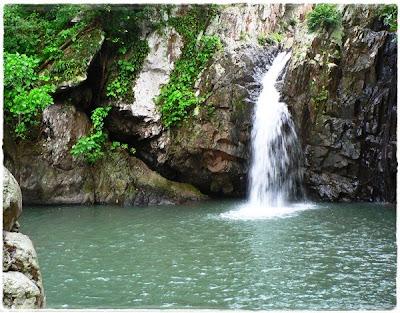 Sitakund waterfall