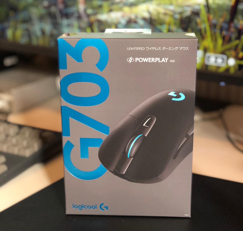 最高のゲーミングマウス$quote=Logicool G703