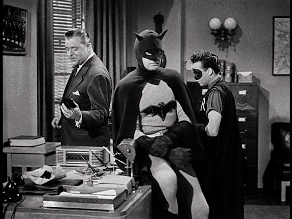 Batman y Robin (1949 serie de tv)