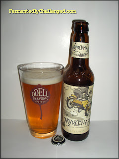 Odell Myrcenary Double IPA