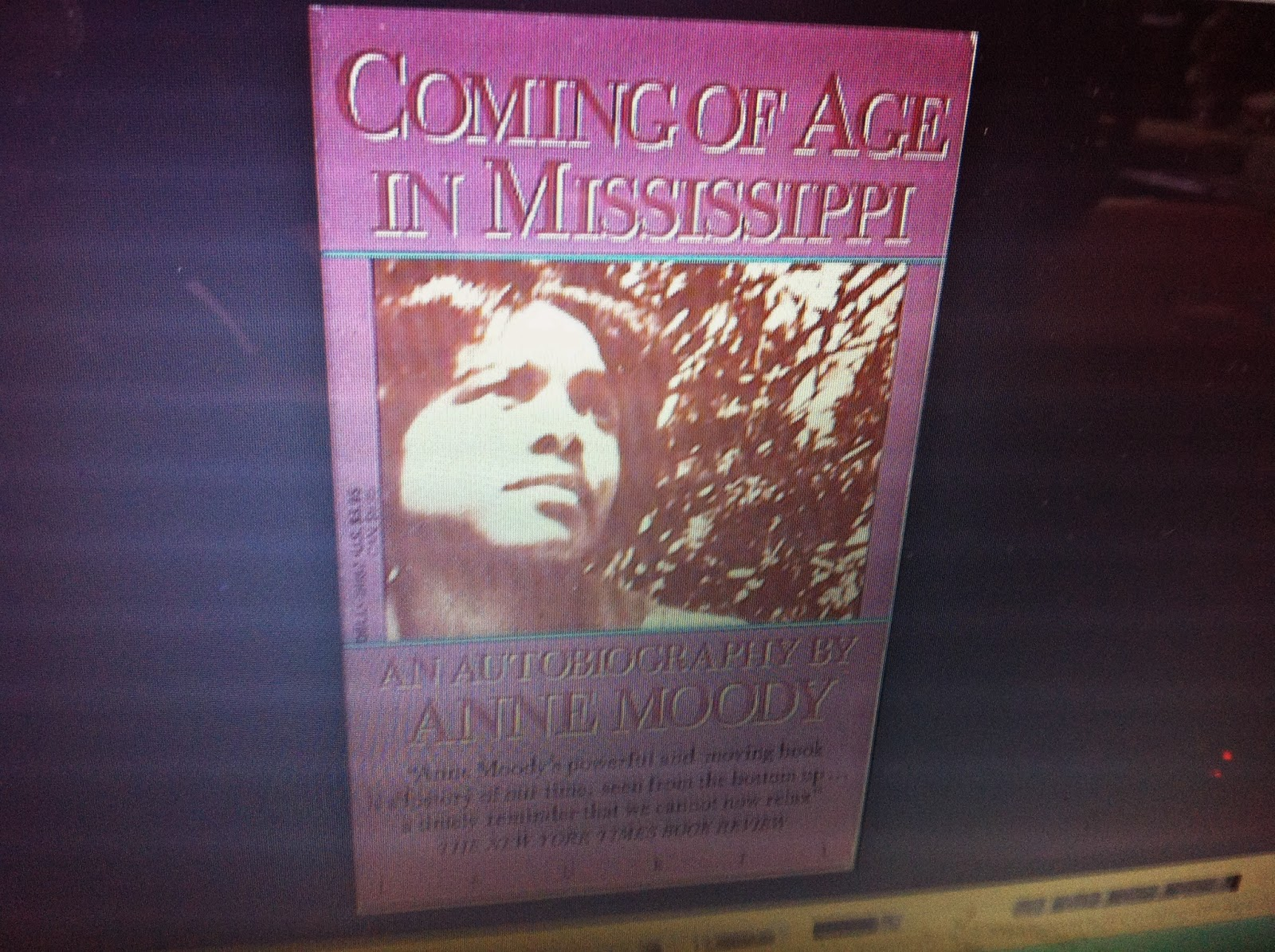the life and career of anne moody Moody fought racism and segregation from when she was a little girl in centrevillle, mississippi, and continued throughout her adult life around the american south [1] contents.
